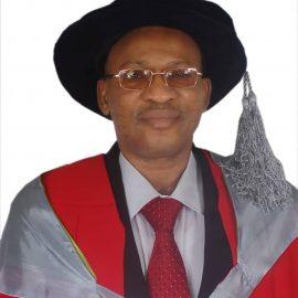 Registrar/Chief Executive of TRCN Professor Segun Ajiboye