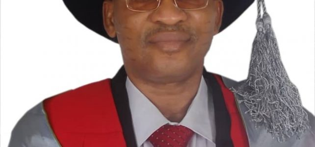Registrar/Chief Executive of TRCN Professor Segun Ajiboye