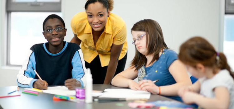 Tips for teaching special needs children