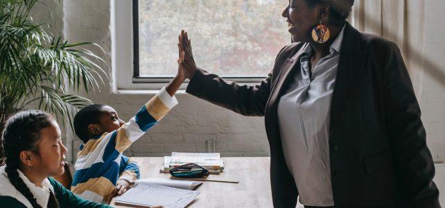 Building Good Teacher-student Relationships